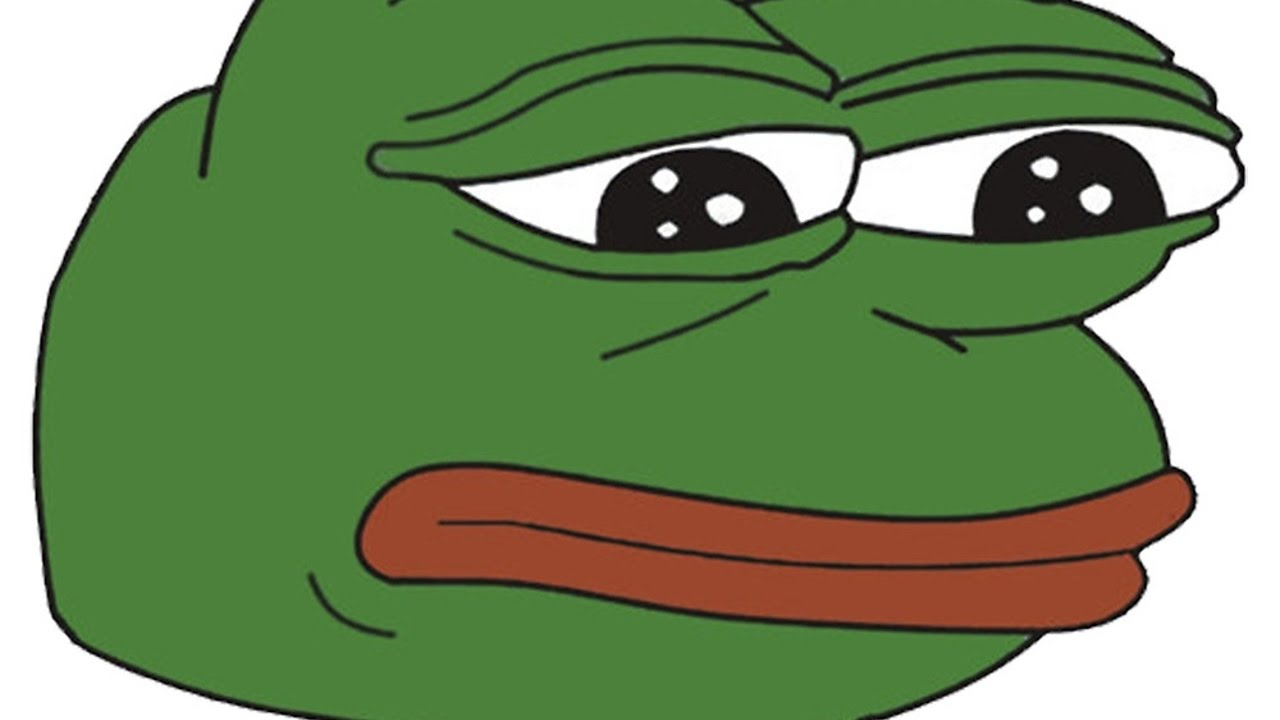 1280x720 Anti Defamation League Vs. Pepe The Cartoon Frog