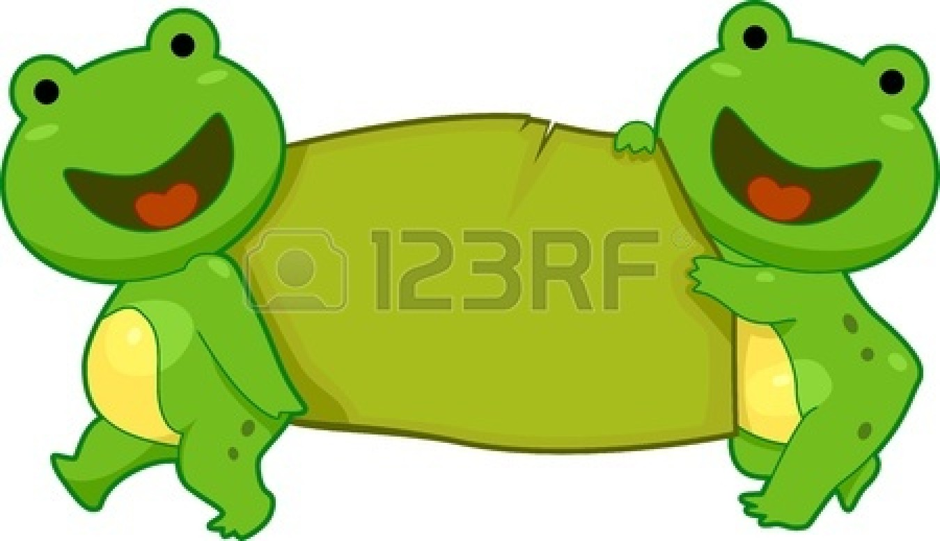 1350x777 Frog Clipart