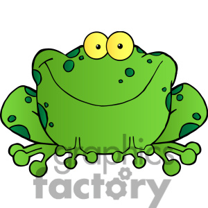 300x300 Frogs Clipart Animated