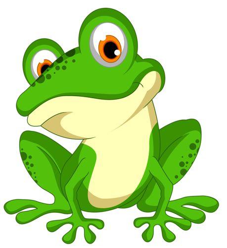459x500 Top 84 Frog Clip Art