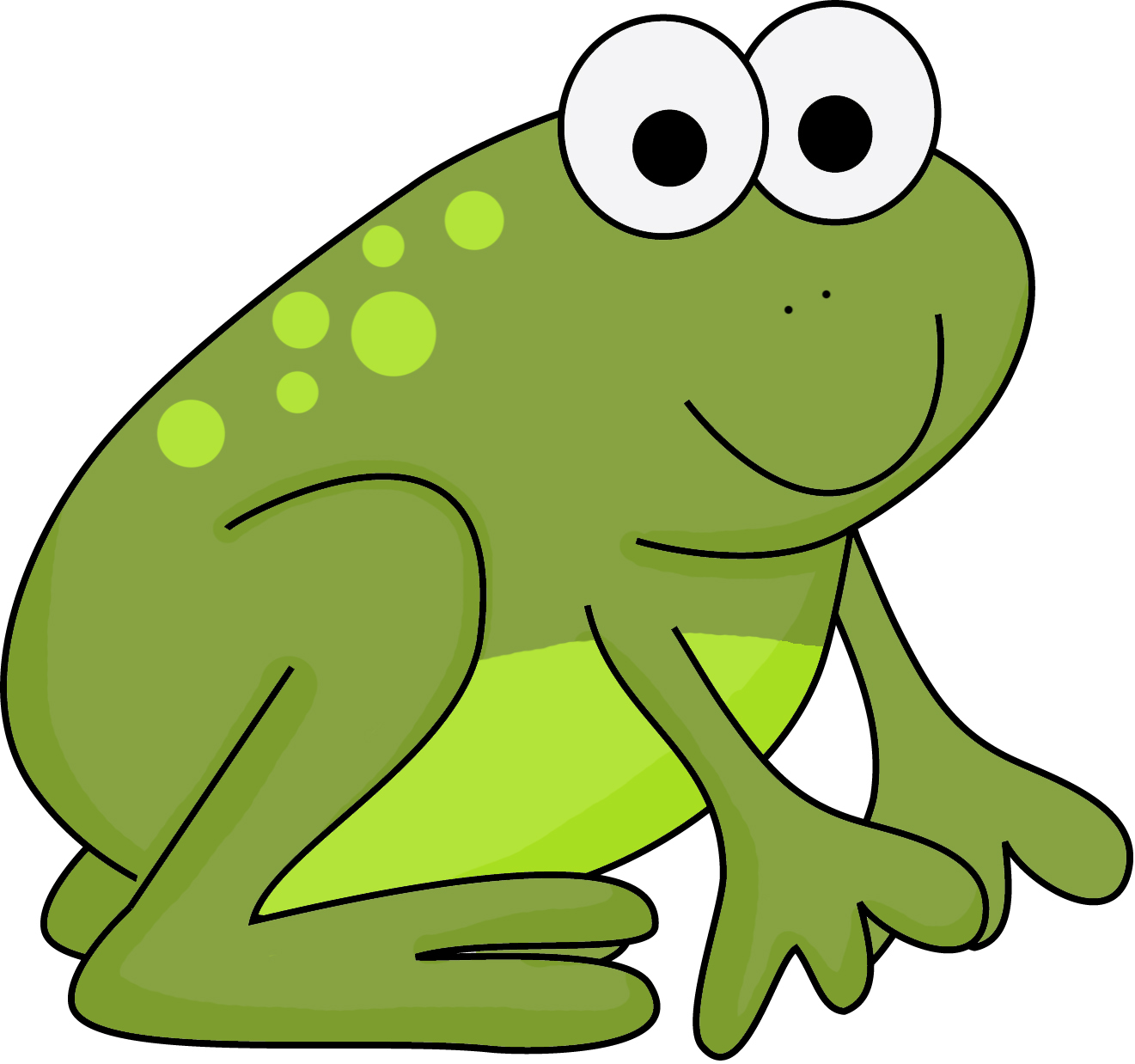 Frog Cartoons Clipart | Free download on ClipArtMag