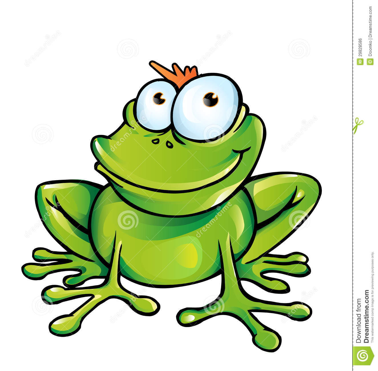 1325x1300 Cartoon Frog Free Clipart