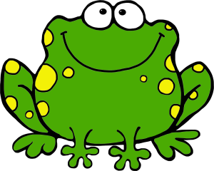 300x240 Frog Clip Art Vector Clipart Cliparts For You