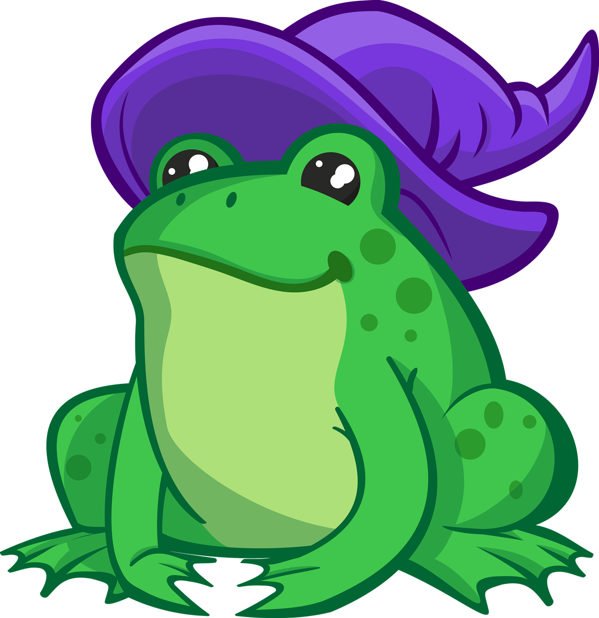 1200x1238 Frog free to use clip art