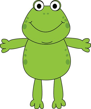 375x450 7 best Frog Clip Art images Art pictures, Cards and