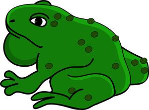 300x221 Top 81 Toad Clip Art