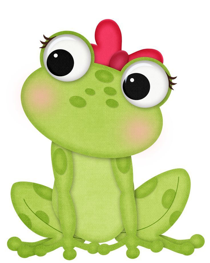 736x920 Cute Spring Clip Art Frog Holding A Flower Clip Art Image