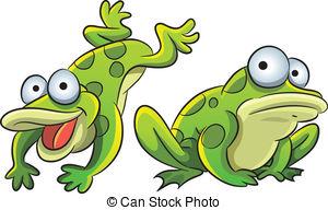 300x192 Hop Clipart Funny Frog