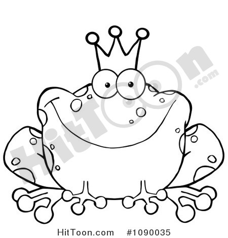 450x470 Fairy Tail The Frog Prince Clipart