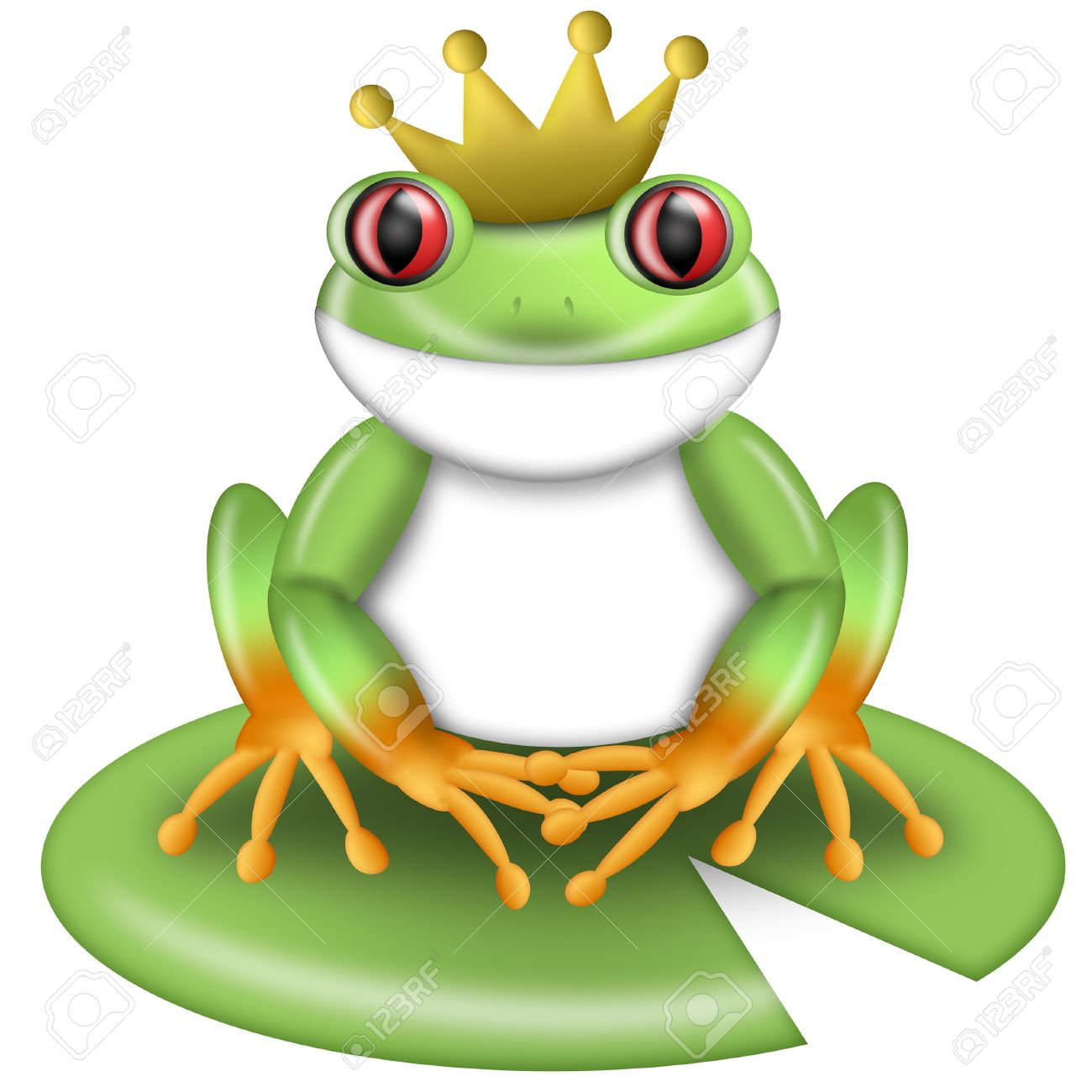 1300x1300 Lily Pad Clipart Green Frog