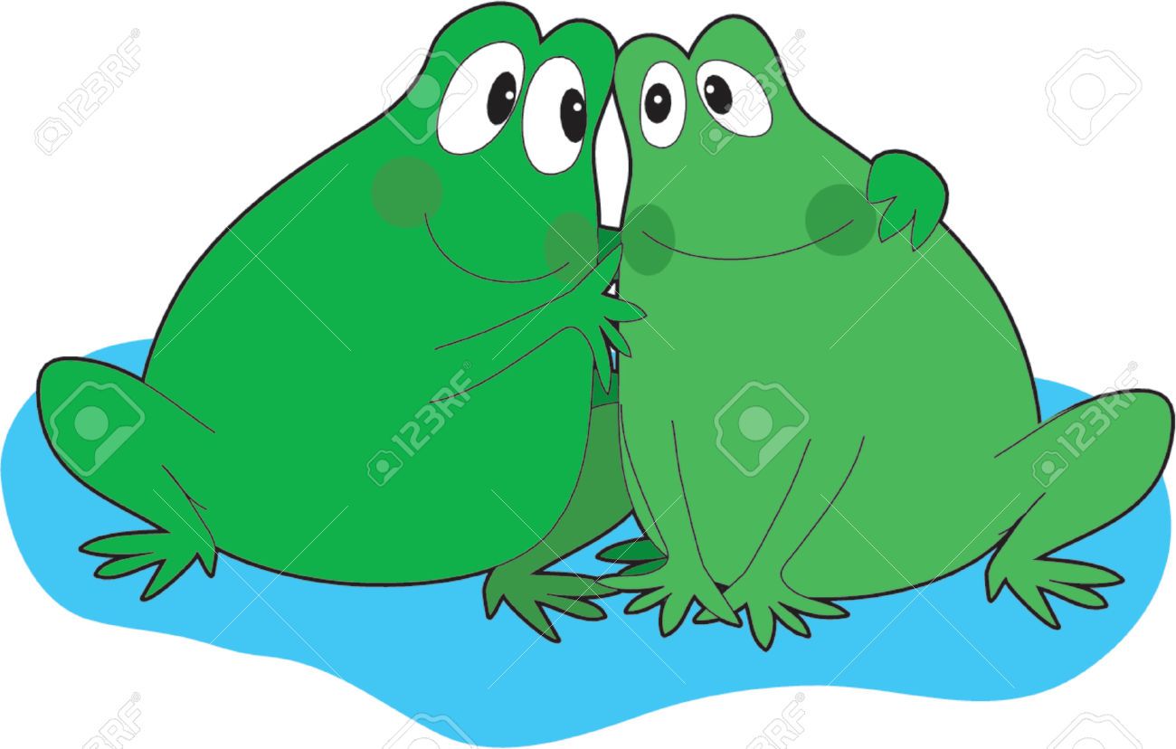 1300x828 Lily Pad Clipart Toad