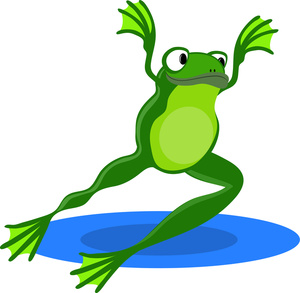300x293 Water Frog Clipart, Explore Pictures
