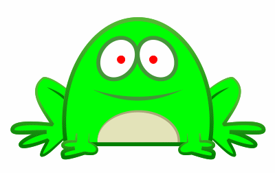 400x252 Various Frog Outline Examples