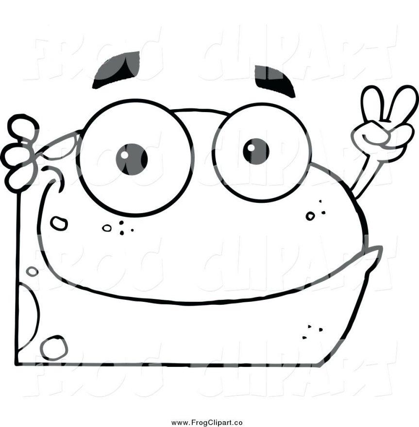 863x880 Frog Tattoo Outlines Stencils Cartoon Frog Tattoo Designs. Cartoon