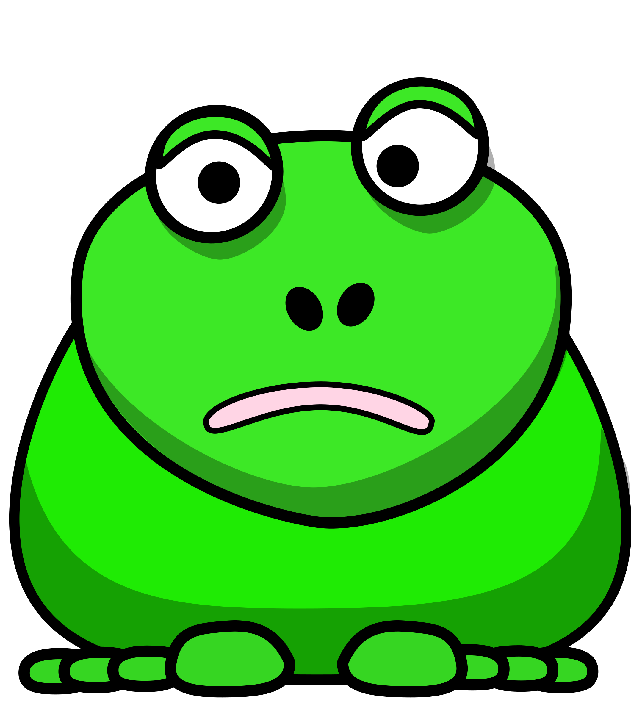 Frog Picture Cartoon | Free download on ClipArtMag