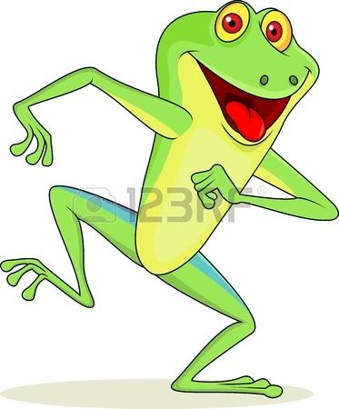 373x450 Cute Frog Cartoon Royalty Free Cliparts, Vectors, And Stock