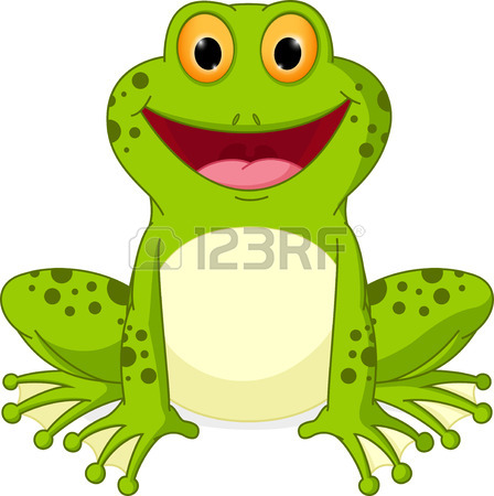 448x450 19,361 Cartoon Frog Stock Vector Illustration And Royalty Free