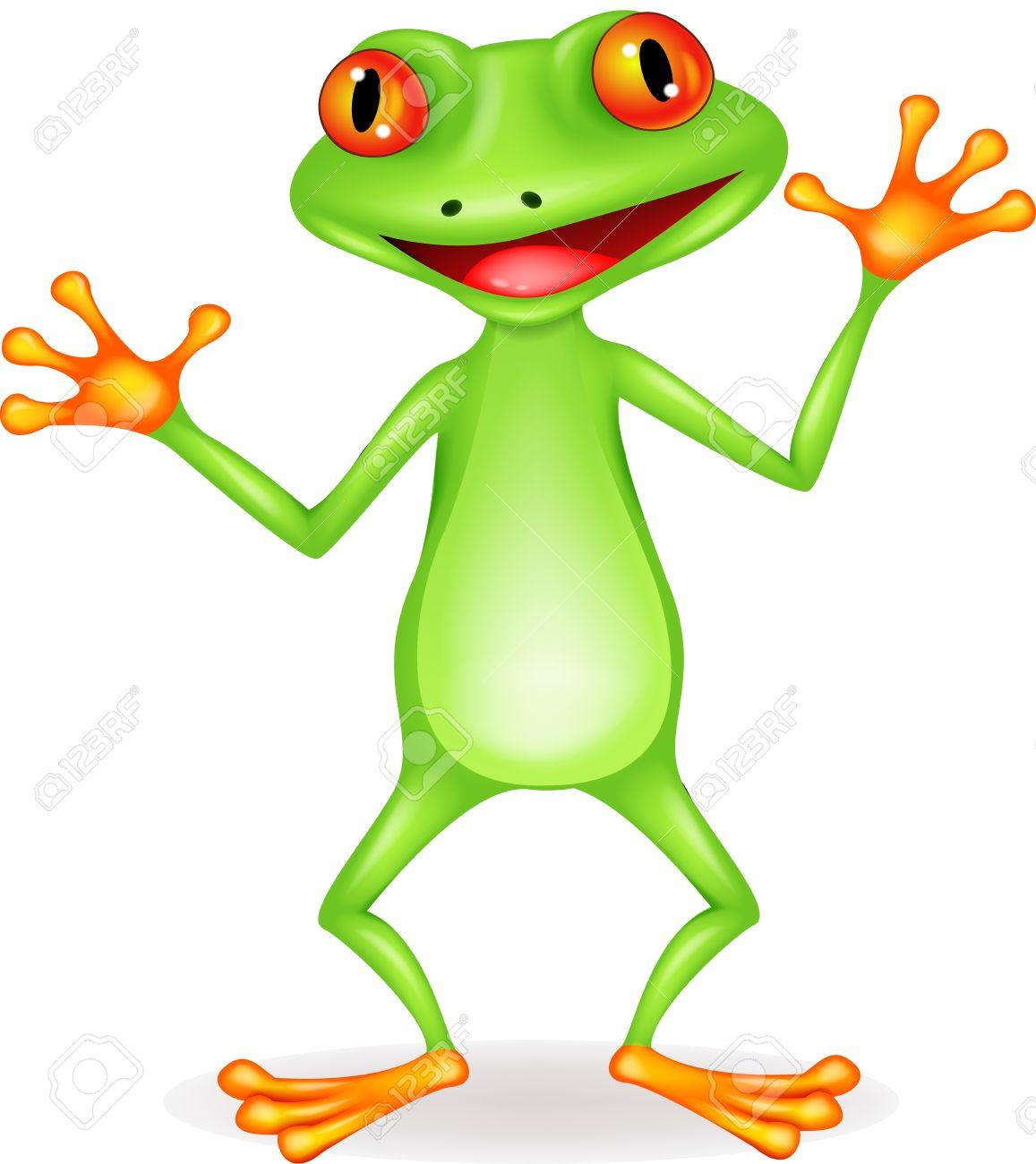 1157x1300 Funny Frog Cartoon Royalty Free Cliparts, Vectors, And Stock