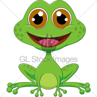 325x325 The Frog King Cartoon Gl Stock Images