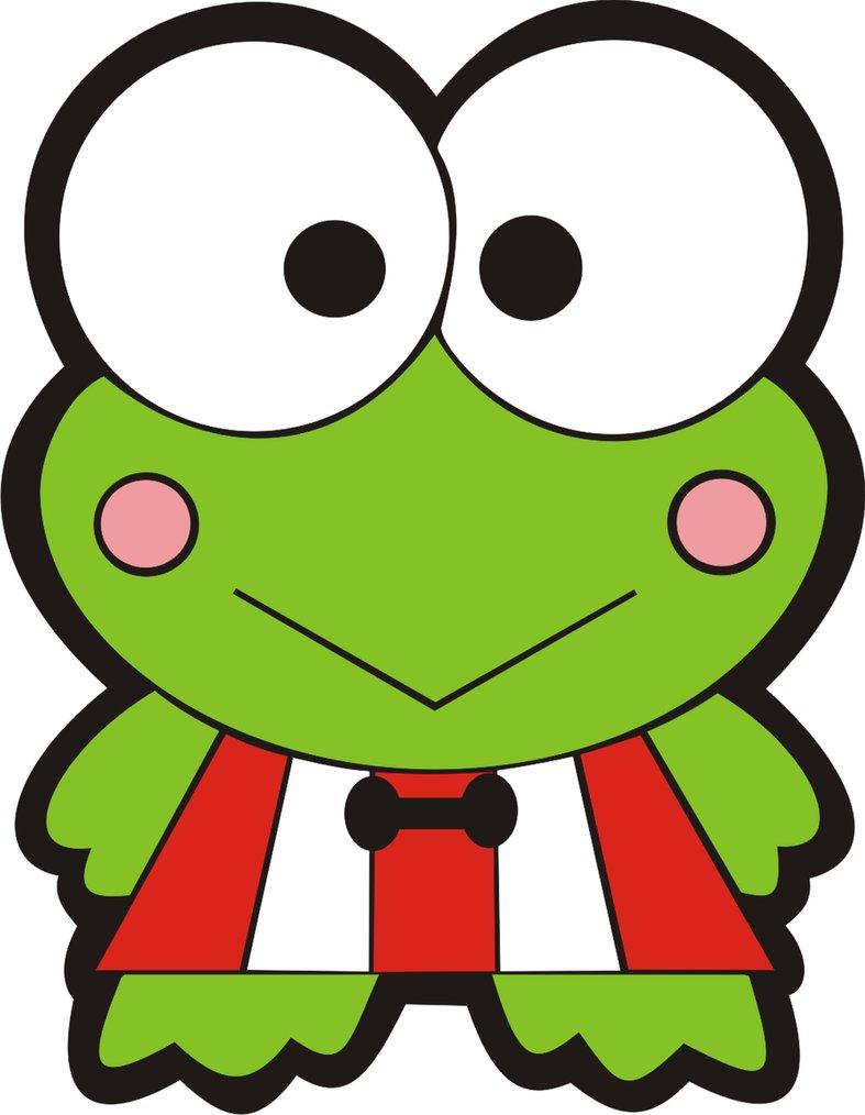 787x1014 Cartoon Frog Clipart
