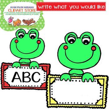 350x350 101 Best Clip Art Images Frogs, Classroom Ideas