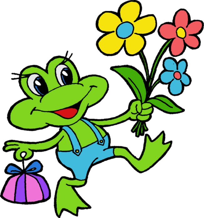 652x699 Happy Frog Clip Art Free Clipart Images