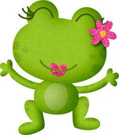 236x267 Pin By Franciska Arrebola On ~frogs ~ Frogs, Clip