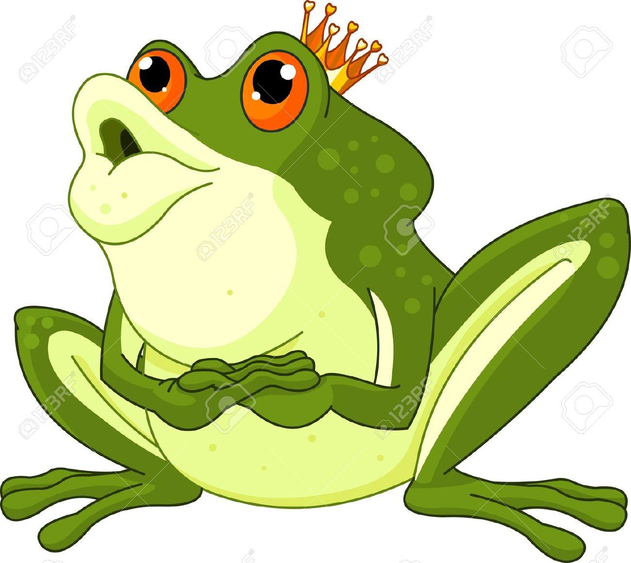 1300x1161 Princess Clipart Frog