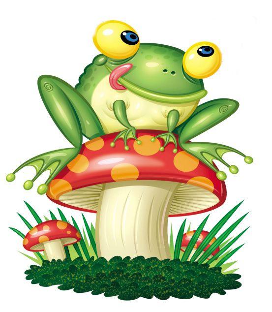 553x634 Symmetry Clipart Sad Frog