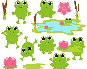 340x270 Top 82 Frog Clip Art