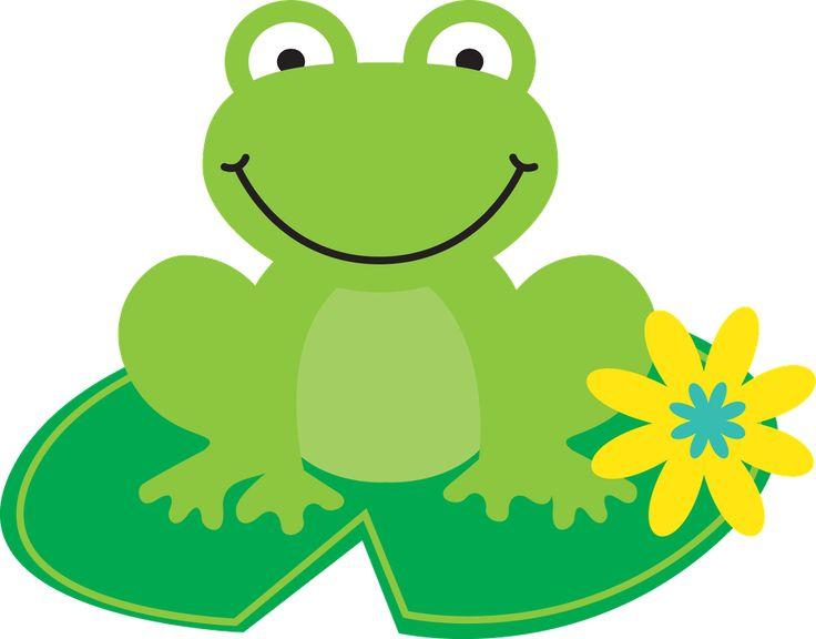 736x576 Amphibian Clipart Pond Life