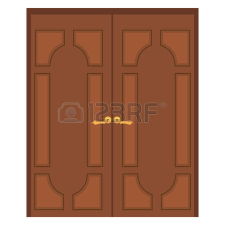 450x450 Closed Double Door Clipart Amp Closed Double Door Clip Art Images