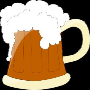 297x298 Root Beer Float Clip Art