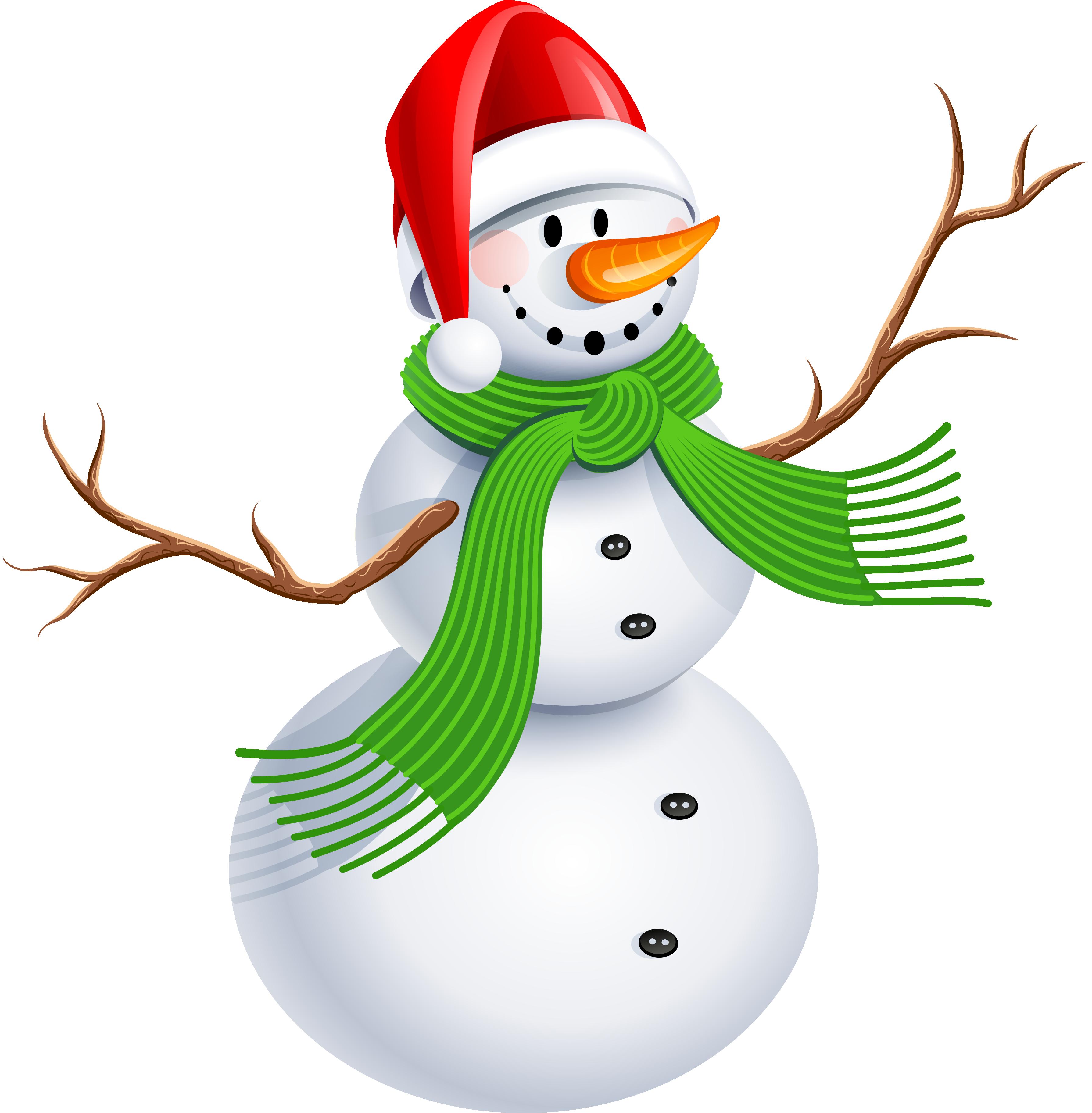 3581x3651 Frosty Clip Art