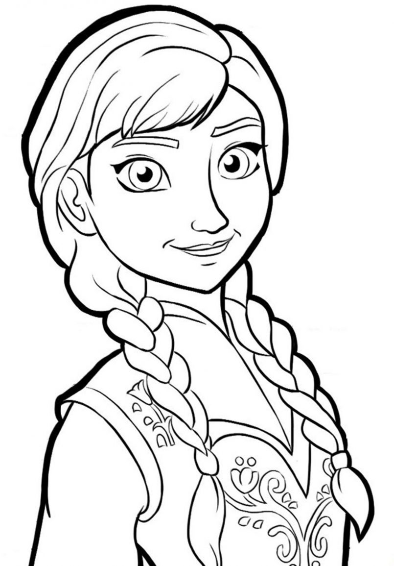805x1155 Coloring Pages Kids Frozen Coloring Pages Elsa Coloring Pages