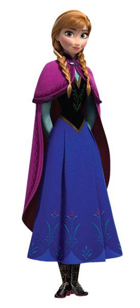 273x600 Best Princesa Anna Frozen Ideas Anna Disney