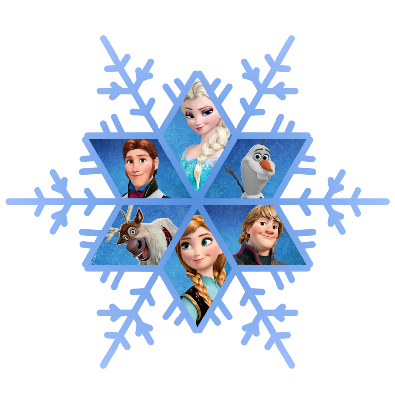 800x800 Snowflakes Png Images Transparent Free Download