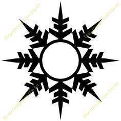 236x236 Snowflake Clipart Simple Snowflake Clip Art
