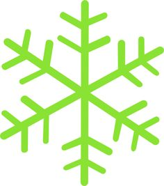 236x267 Chunky Snowflake Clipart