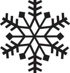 286x300 Disney Frozen Shimmering Winter Snowflake Cupcakes