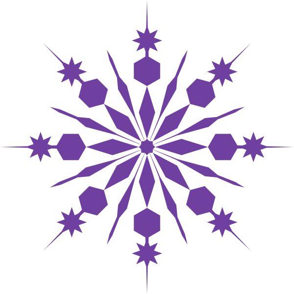 600x600 105 Best Snowflakes Images Snowflakes, Clip Art