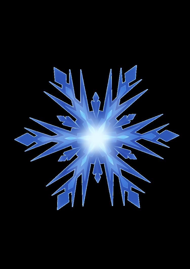 751x1063 Frozen Snowflake Png