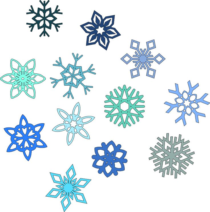 736x745 Snowflake Clipart Frozen Snowflake