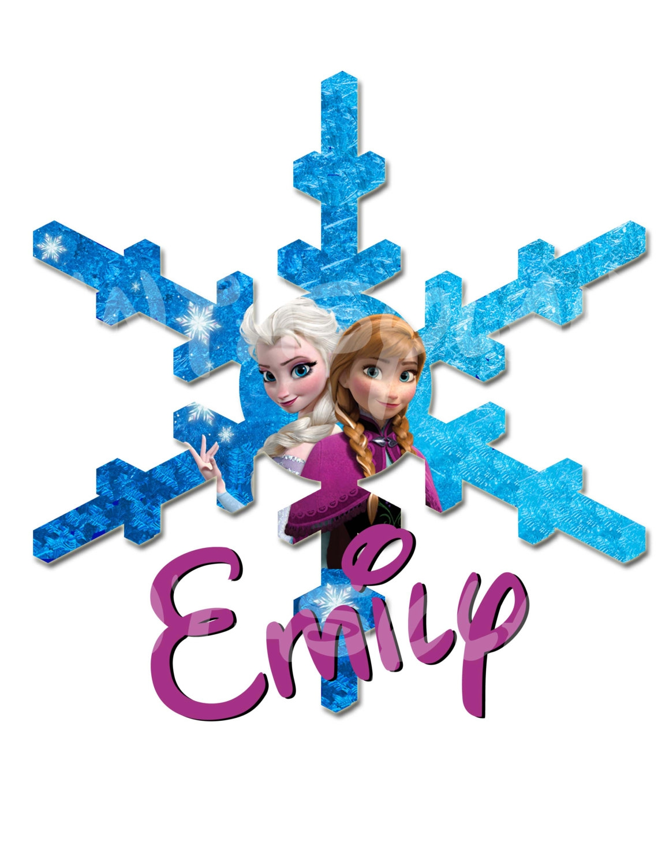 1159x1500 Disney Snowflakes Clipart