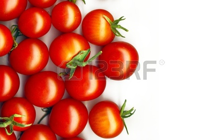 Fruit And Vegetable Border