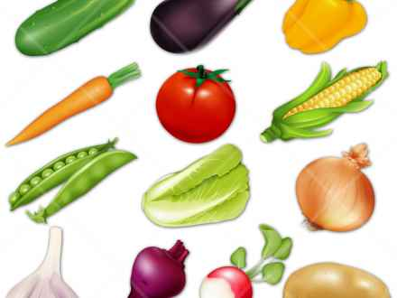 440x330 Fruit And Vegetable Border Clipart Panda Free Clipart Images