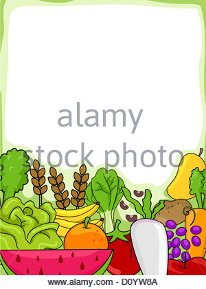 300x420 Fruits And Vegetables Copyspace Frame Border Copy Space Apple