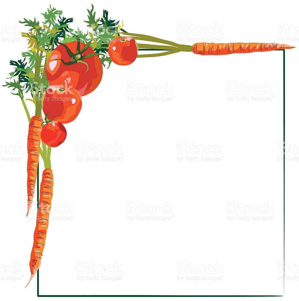 1019x1024 Tomato Clipart Border