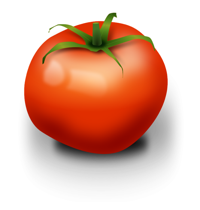 666x700 Vegetable Clipart