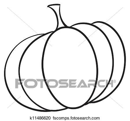 450x417 Clipart Of Vegetable On White K11486620